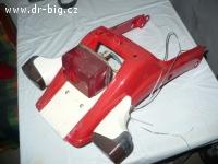 Zadní blatník BIG 750